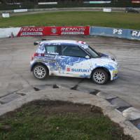 Race of Austrian Champions 2013 Zellhofer Suzuki Swift