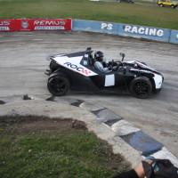 Race of Austrian Champions 2013 Kris Rosenberger KTM X-Bow