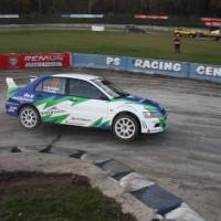 Race of Austrian Champions 2013 Mitsubishi Lancer EVO Martin Kalteis