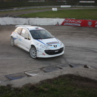 Race of Austrian Champions 2013 Peugeot 207 S2000 Andreas Aigner