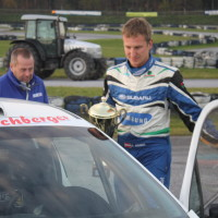 Race of Austrian Champions 2013 Peugeot 207 S2000 Andreas Aigner Pokal