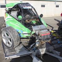 Race of Austrian Champions Buggy defekt Unfall