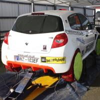 Race of Austrian Champions 2013 Renault Clio
