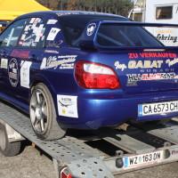 Race of Austrian Champions Subaru Impreza