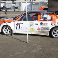 Race of Austrian Champions 2013 Peugeot 306 Rallycross 2WD