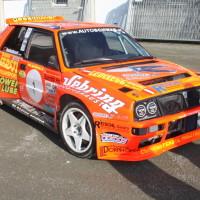 Race of Austrian Champions 2013 Lancia Integrale Rallycross 4WD Felix Pailer