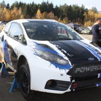 Race of Austrian Champions 2013 Ford Fiesta Rallycross 4WD