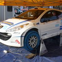 Race of Austrian Champions Peugeot 207 S2000 Stohl Racing Neubauer Aigner