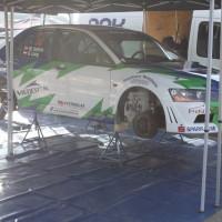Race of Austrian Champions 2013 Mitsubishi Lancer Evo