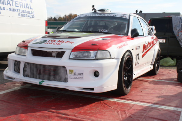 Race of Austrian Champions ROAC 2013 – Fahrerlager