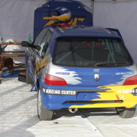 Race of Austrian Champions 2013 Peugeot 106