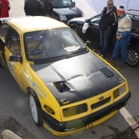 Race of Austrian Champions Ford Cosworth Andy Hulak