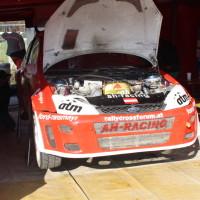 Race of Austrian Champions Ford Focus Alois Höller Rallycross 4WD