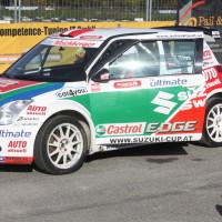 Race of Austrian Champions österreichischer Staatsmeister 2WD Suzuki Swift Michael Böhm