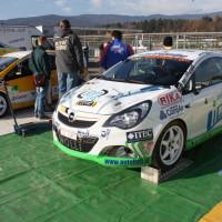 Race of Austrian Champions Opel Corsa OPC