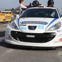 Race of Austrian Champions Peugeot 207 S2000 Andreas Aigner