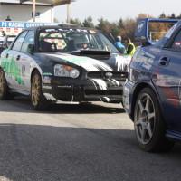 Race of Austrian Champions 2013 Subaru Impreza
