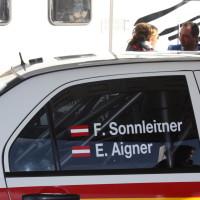 Race of Austrian Champions Mitsubishi Lancer EVO Franz Sonnleitner