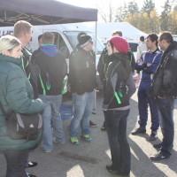 ROAC 2013 Fahrerlager