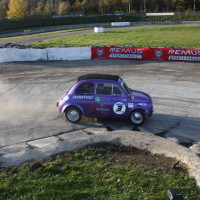 Race of Austrian Champions 2013 Historic Steyr Puch 650