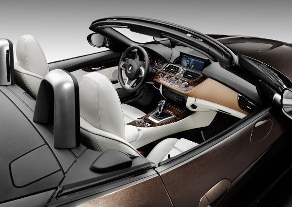 BMW Z4 Innenraum