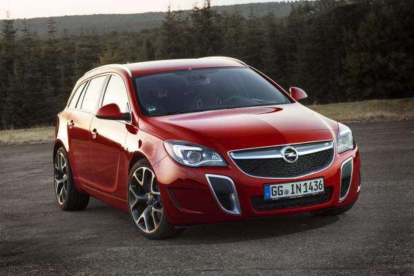 Neuer Opel Insignia OPC