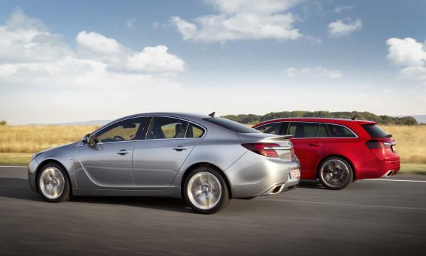 Opel-Insignia-OPC Seitenansicht