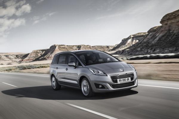 Neuer Peugeot 5008