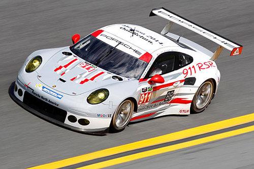 Porsche 911 North America Richard Lietz Nick Tandy