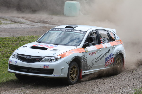Subaru WRX STI Stengg Motorsport