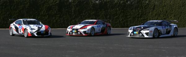 Toyota beim legendären 24-Stunden-Rennen am Nürburgring
