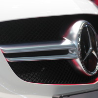 Vienna Autoshow 2014 Mercedes-Benz  A45 AMG 4 Matic