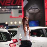 Vienna Autoshow 2014 Hostessen