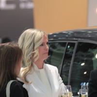 Vienna Autoshow 2014 hübsche Damen