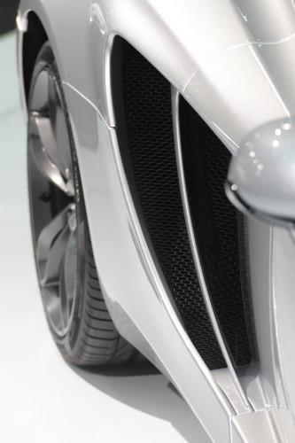 Vienna Autoshow 2014 McLaren MP4-12C