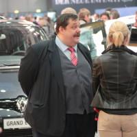Vienna Autoshow 14 Werner Gruber