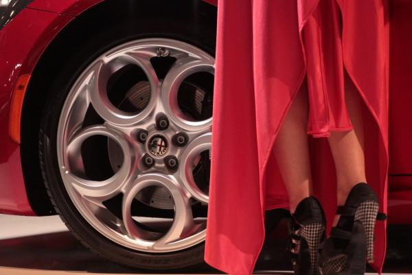 Fotos Vienna Autoshow Luxusautos und Sportwagen Teil 2