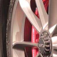 Vienna Autoshow 2014 Porsche 911