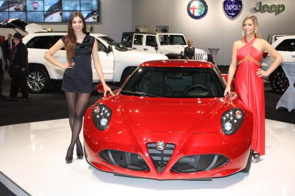 Vienna Autoshow 2014