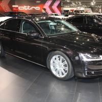 Vienna Autoshow 2014 Audi A8