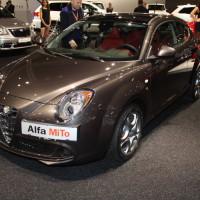Vienna Autoshow 2014 Alfa Romeo MiTo