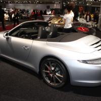 Vienna Autoshow 2014 Porsche 911 Carrera S