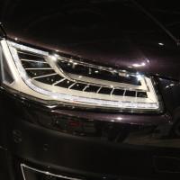 Vienna Autoshow 2014 Audi A8 Matrix LED Leuchttechnologie