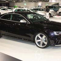 Vienna Autoshow 2014 Audi