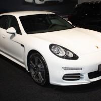 Vienna Autoshow 2014 Porsche Panamera