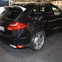 Vienna Autoshow 2014 Porsche Cayenne