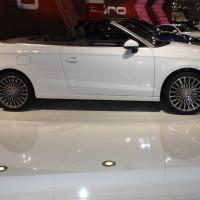 Vienna Autoshow 2014 Audi A3 Cabriolet