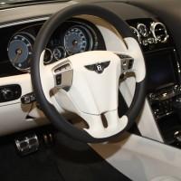 Vienna Autoshow 2014 Bentley Continental Flying Spur