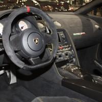Vienna Autoshow 2014 Lamborghini Gallardo LP570-4 Squadra Corse