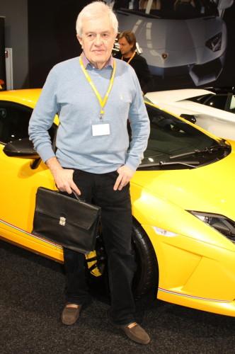 Vienna Autoshow 2014 Helmut Zwickl